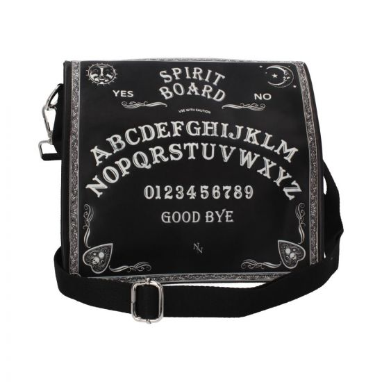 Spirit Board Embossed Shoulder Bag (NN) 25cm