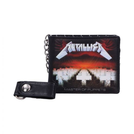 Metallica - Master of Puppets Wallet