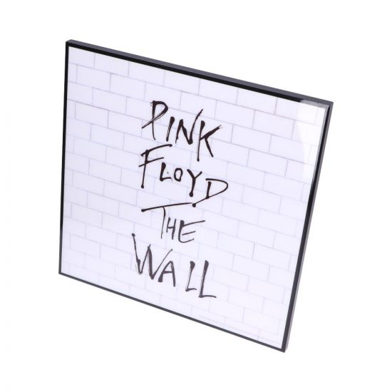 Pink Floyd-The Wall Crystal Clear Picture 32cm Band Licenses Pink Floyd Artist Collections