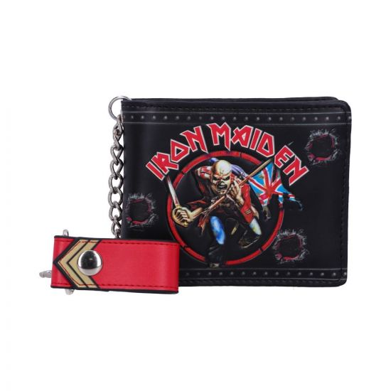 Iron Maiden Wallet Band Licenses Stocking Fillers Artist Collections