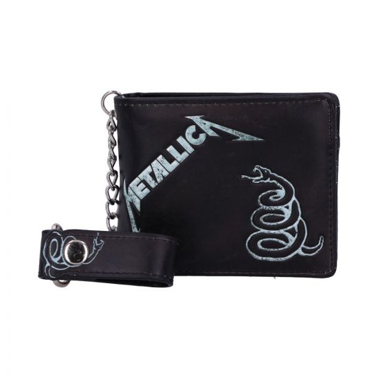 Metallica - Black Album Wallet