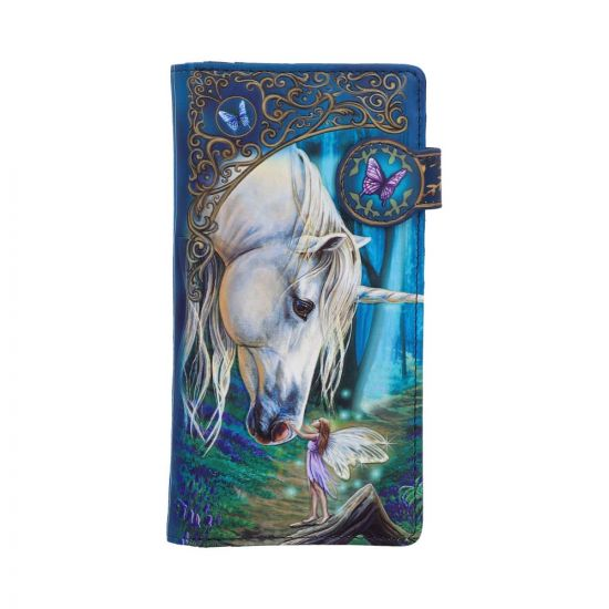 Fairy Whispers Embossed Purse (LP) Unicorns Stocking Fillers Artist Collections