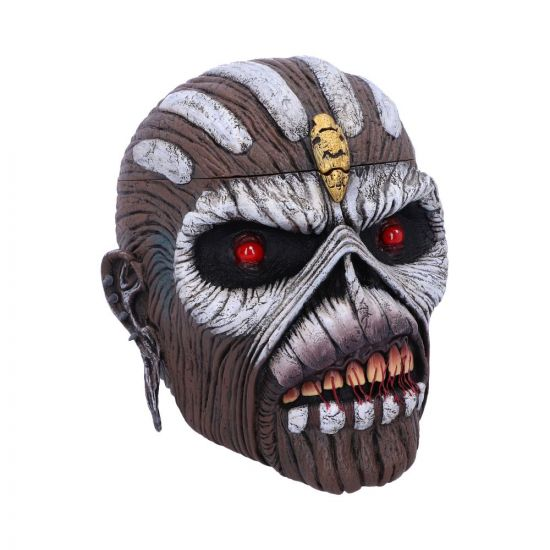 Iron Maiden The Book of Souls Head Box Band Licenses New Product Launch Artist Collections