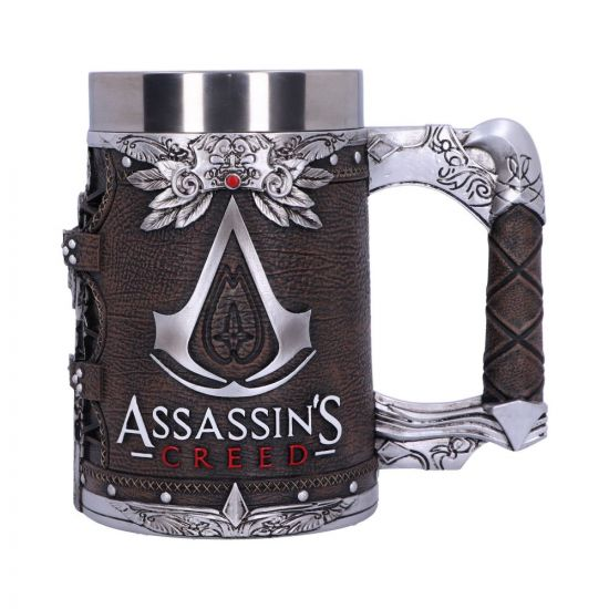 Assassin's Creed Tankard of the Brotherhood 15.5cm Fantasy New in Stock Artist Collections
