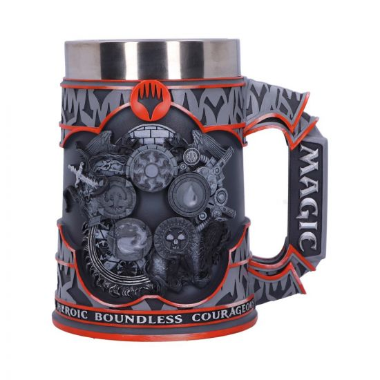 Magic: The Gathering Tankard 15.5cm Fantasy New in Stock Artist Collections