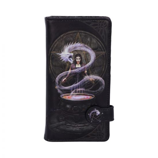 The Summoning Embossed Purse (AS) 18.5cm Fantasy New Products Artist Collections