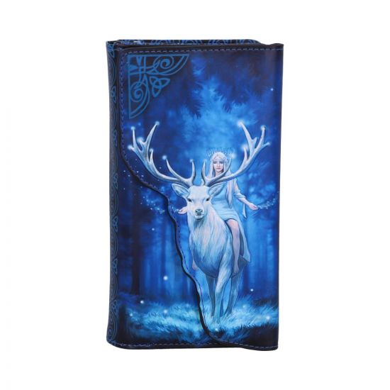 Fantasy Forest Embossed Purse (AS) 18.5cm Fantasy Popular Products - Light Artist Collections