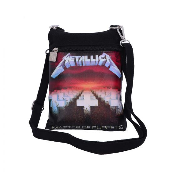 Metallica - Master of Puppets Shoulder Bag 23cm Band Licenses New in Stock