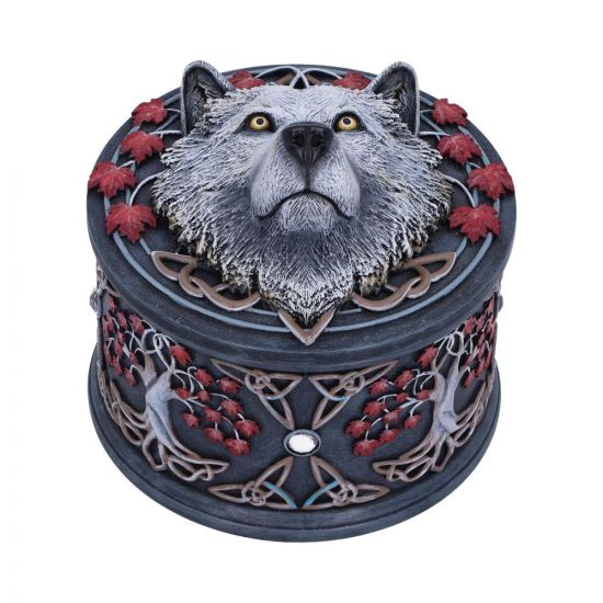 Guardian of the Fall Box (LP) 11cm Wolves New in Stock Artist Collections