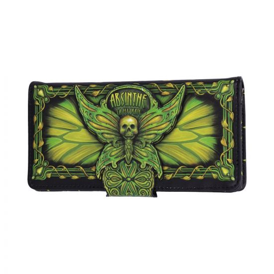 Absinthe - La Fee Verte Embossed Purse 18.5cm Unspecified Stocking Fillers Artist Collections