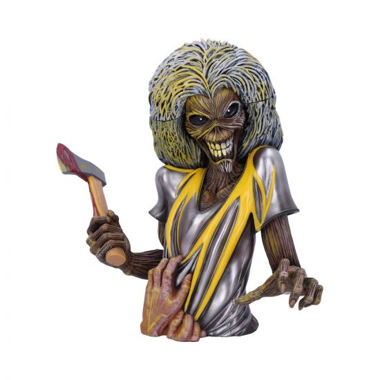 Iron Maiden Killers Bust Box 30cm Band Licenses Iron Maiden