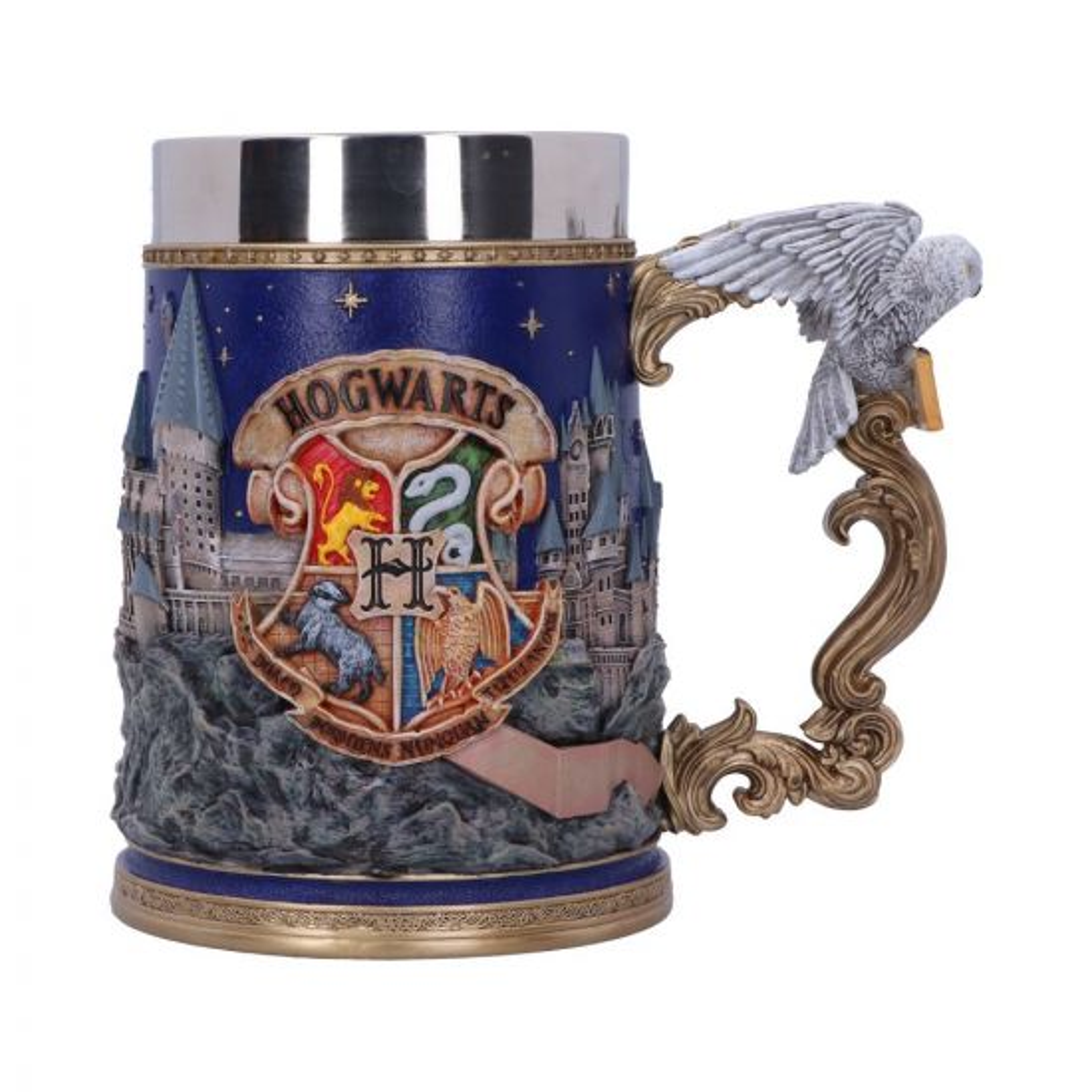 Harry Potter Hogwarts Collectible Tankard 15.5cm Fantasy Coming Soon