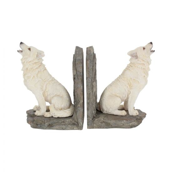 Wardens of the North Bookends 20.3cm