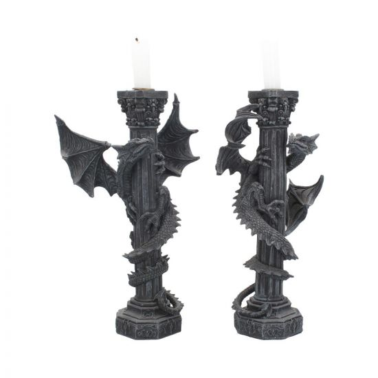 Guardians of the light (Set of 2) 28cm