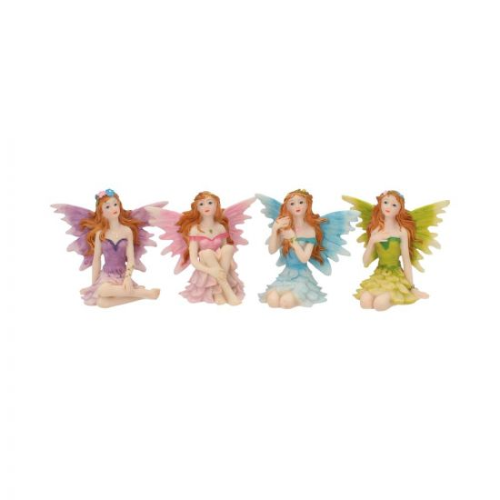 Glen Whispers (set of 4) 6.5cm