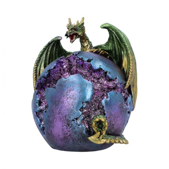 Crevice Keeper Green 10.3cm Dragons New in Stock Value Range