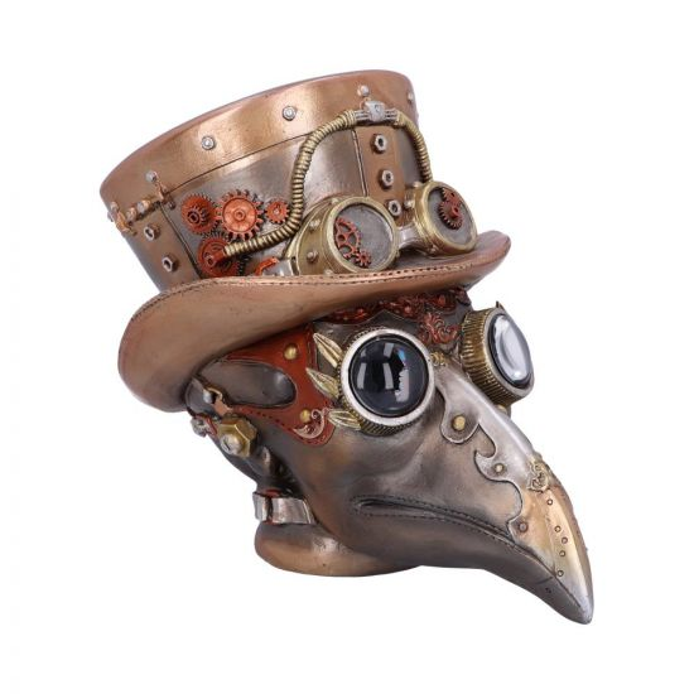 Automaton Apothecary 20.5cm Skulls New in Stock