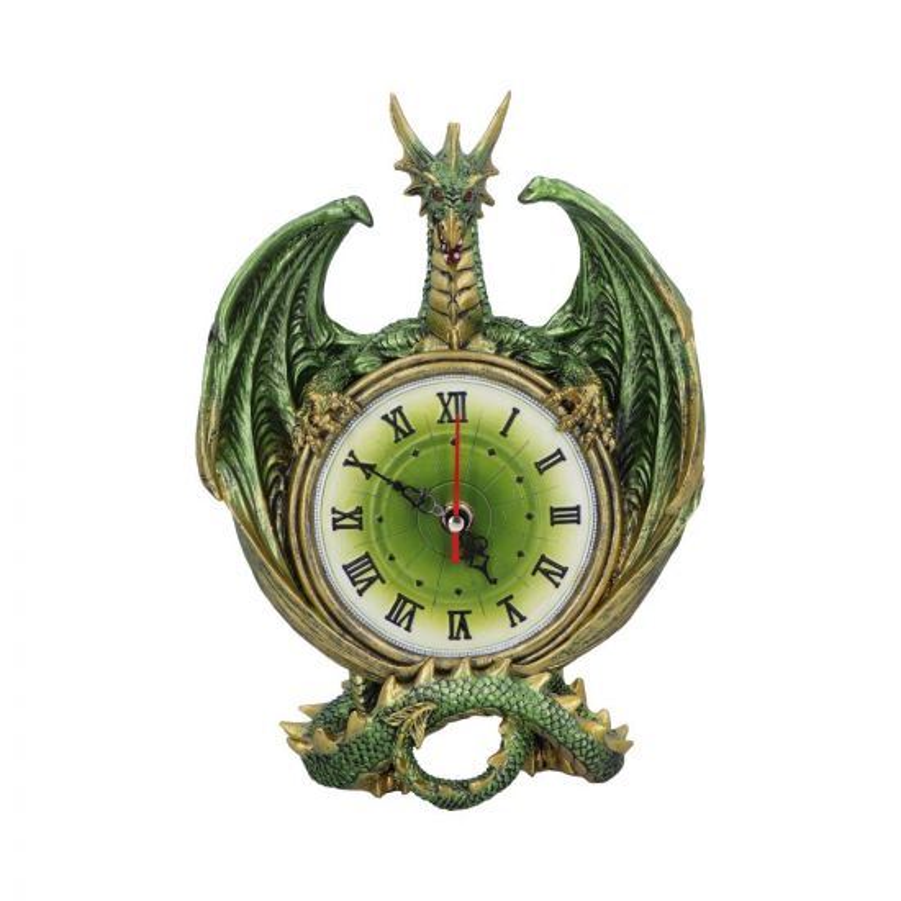 Emerald Chronology 26.7cm Dragons New in Stock Value Range