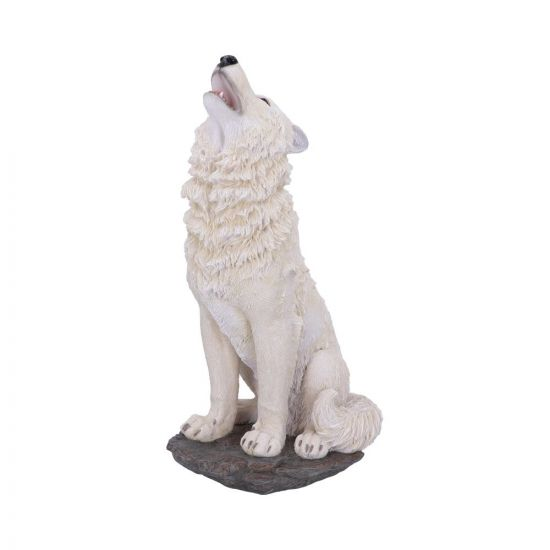 Storms Cry Large 41.5cm Wolves New in Stock