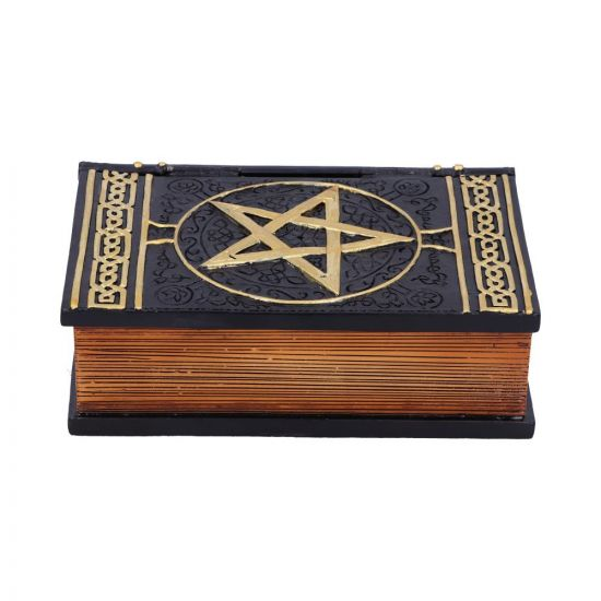Spell Box 15cm Witchcraft & Wiccan New Product Launch