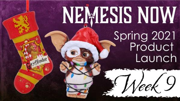 Week 9 Product Launch: Harry Potter and Gremlins takeover!