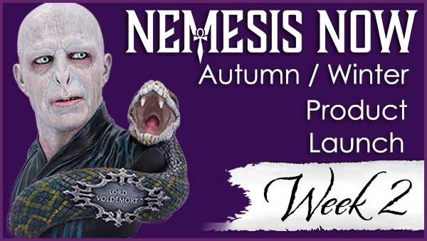 Week 2 Product Launch: Have Your Imagination Realised With Nemesis Now's Newest Fantasy Additions