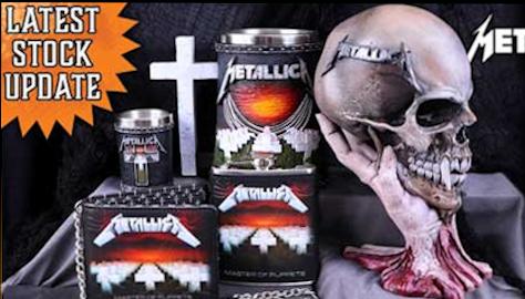 Metallica Stock Update
