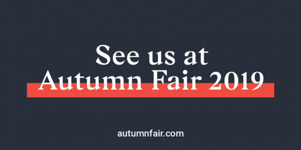 Reasons to Visit us at the Autumn Fair!