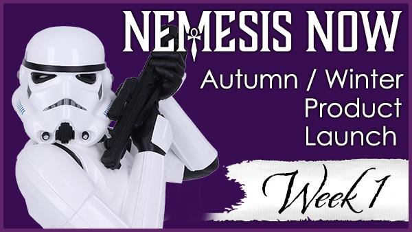 Week 1 Product Launch: Christmas has arrived early at Nemesis Now