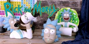 Let's Get Schwifty!: Rick and Morty