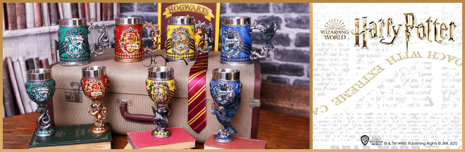 Magical Harry Potter Collectibles by Nemesis Now