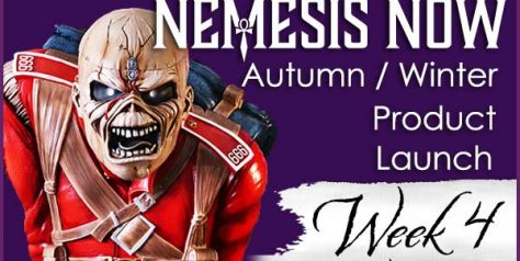 Release your inner rocker with Nemesis Now's latest product launch!